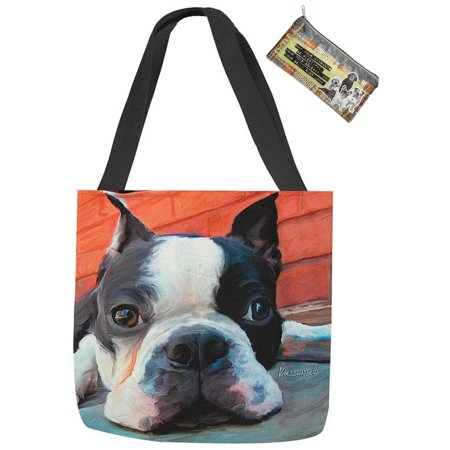 Moxley Boston Terrier Tote & Carryall Multi-pack Boston Terrier Lovers Gift](Harajuku Lovers Tote)