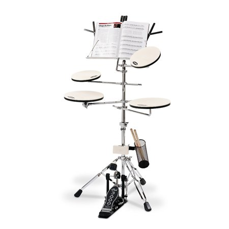 DW Drums Go-Anywhere Music Stand And Stick Holder Accessory Pack ()