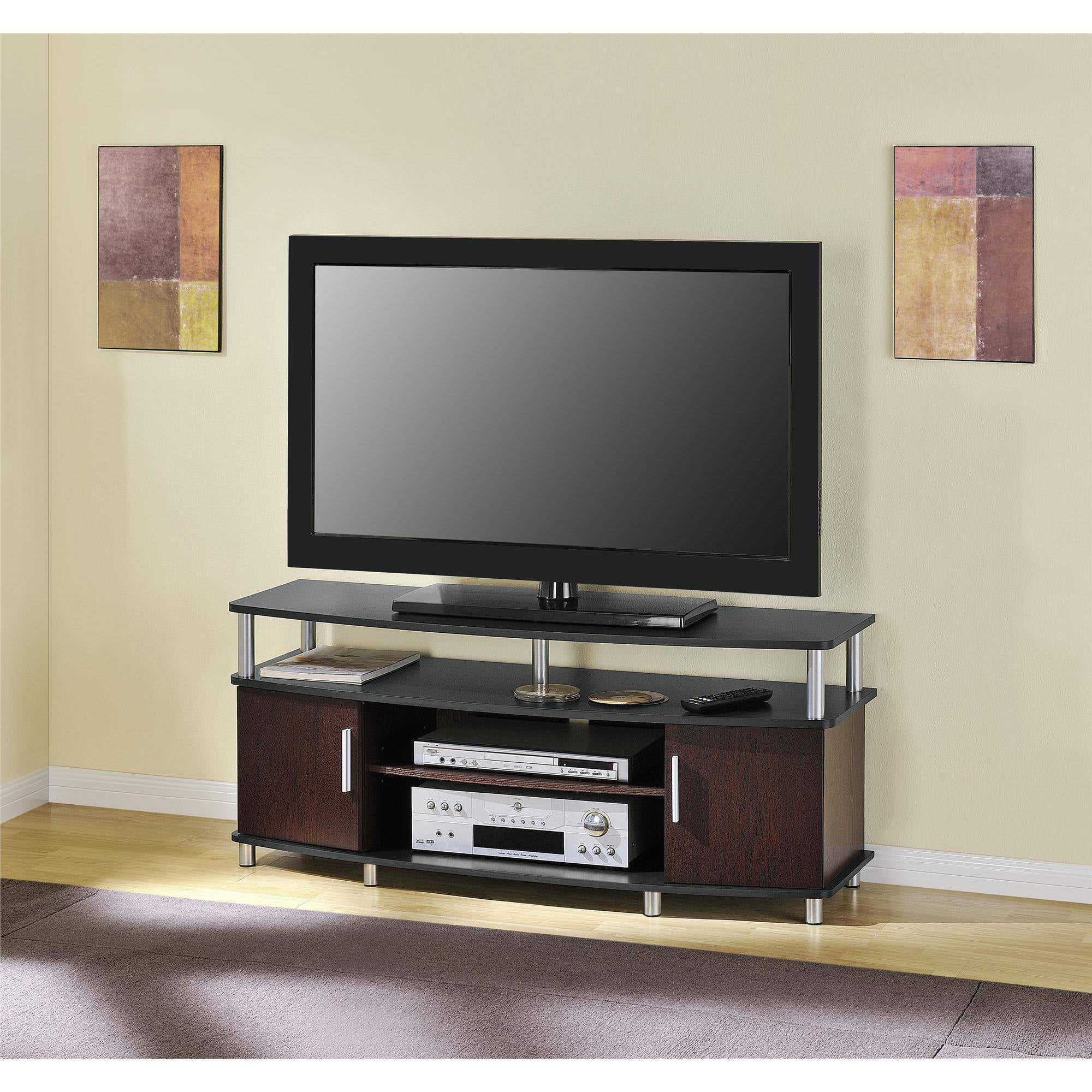 television tables living room furniture.  Carson 3 Piece Living Room Set Multiple Finishes Walmart com