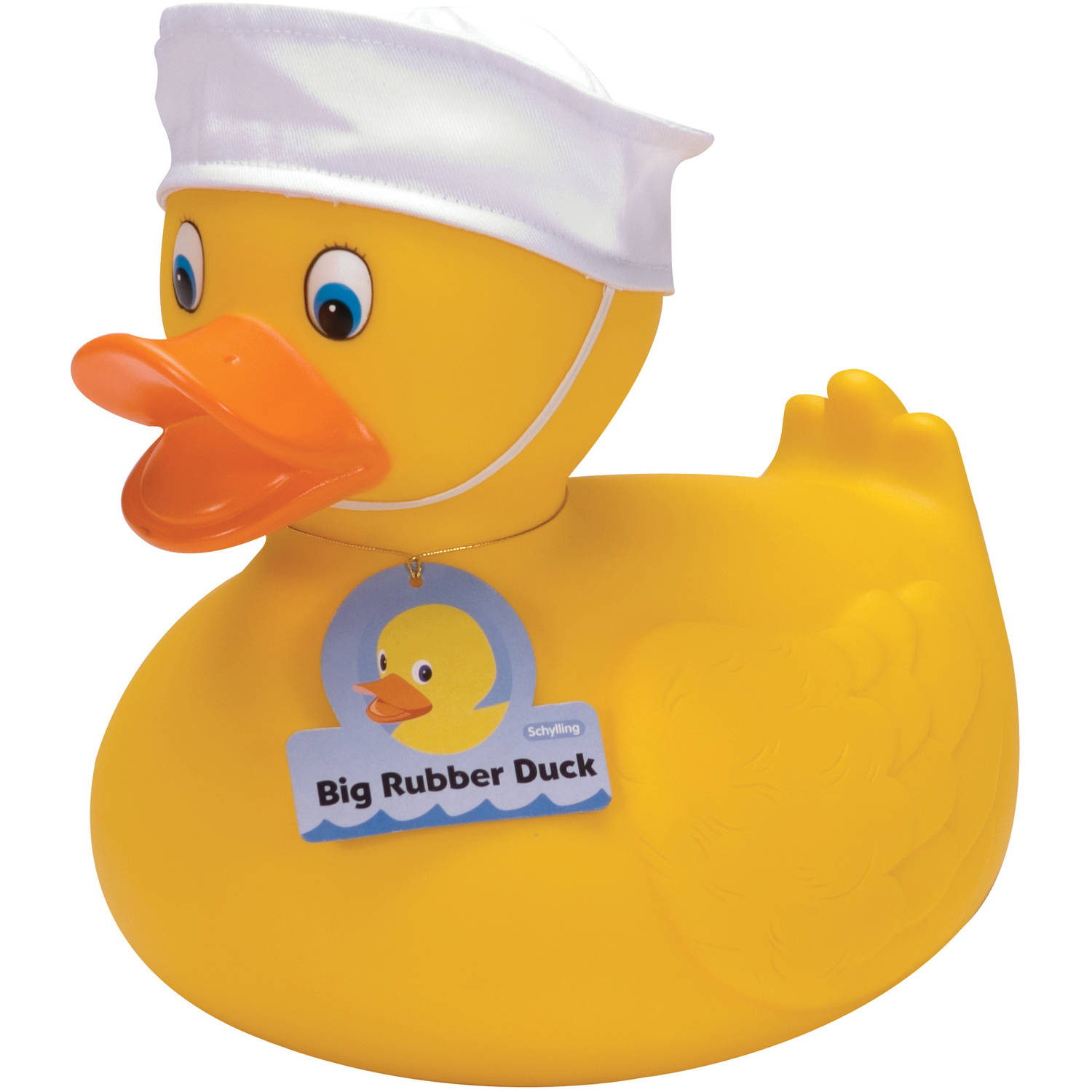 Schylling Large Rubber Duck, Styles May Vary by Schylling