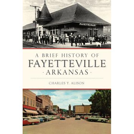 A Brief History of Fayetteville Arkansas](Halloween Fayetteville Arkansas)