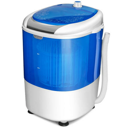 Costway 5.5lbs Portable Mini Compact Washing Machine Electric Laundry Spin Washer