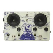 Janus Tremolo/Fuzz with Joystick Control