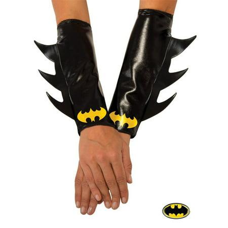 Batgirl Gauntlet Set