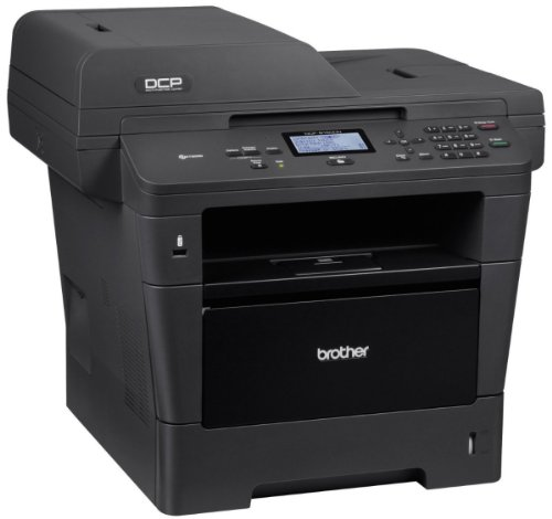 Brother Printer DCP-8150DN Monochrome Printer with Scanner and Copier by Brother