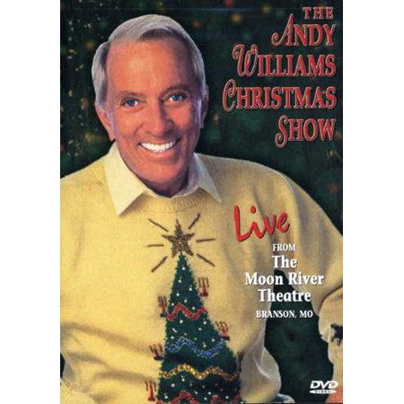 the andy williams christmas show live from the moon river theatre branson mo - Andy Williams Christmas Show