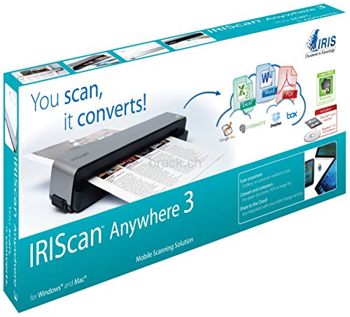 IRIS 457485 (001) IRIS IRISCan Anywhere 3 - brack.ch