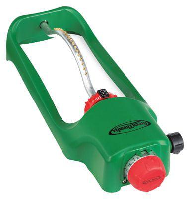 Fiskars Brands 7800PMTGT Oscillating Sprinkler With Timer