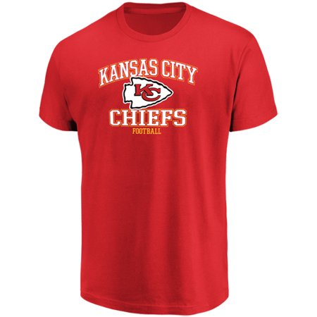 City Shirts (Men's Majestic Red Kansas City Chiefs Greatness)