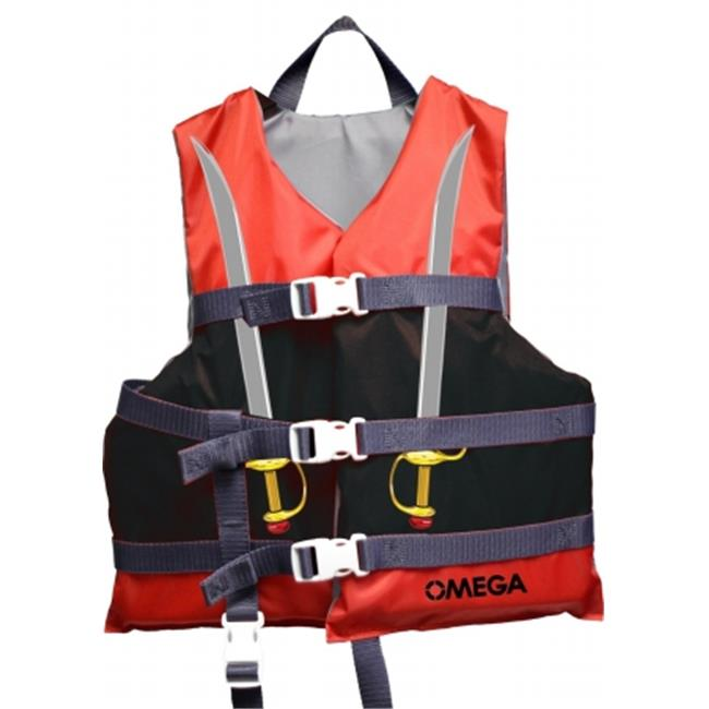 Flowt 40222-CLD All Purpose Character Life Vest - Pirate, Child