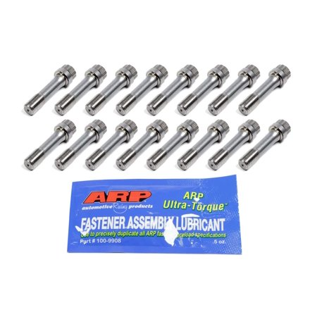 EAGLE 3/8 in Bolt 1.500 in Long Connecting Rod Bolt Kit 16 pc P/N 20070