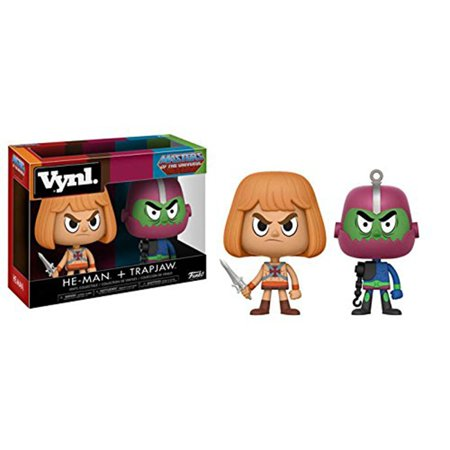 Funko Masters Of The Universe Vynl He-Man Trap Jaw Vinyl Figures (Trap Maters)