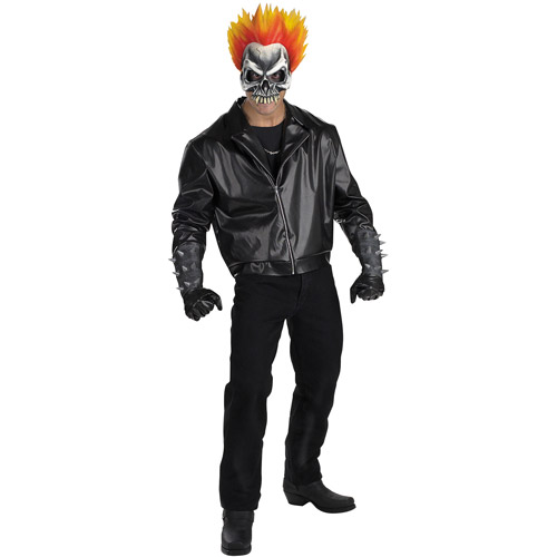 Ghost Rider Adult Halloween Costume - One Size