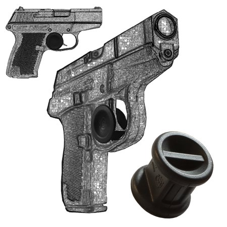 Micro Holster Trigger Stop For Kel-Tec P-11 9mm s22 by Garrison (Eaa Witness P Carry 9mm For Sale)