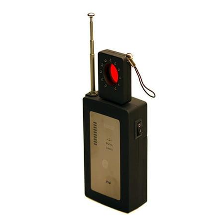 Personal Rf Detector (Spy Hawk Security Spy Hawk Maxi-Tech Pocket Defender Personal Bug Sweep)