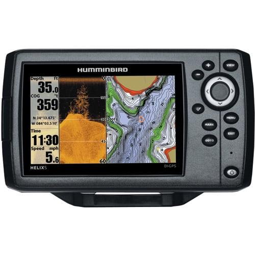 Humminbird 409620-1 Helix 5 DI GPS