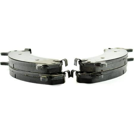 Centric Posi-Quiet Brake Pad, #106-06270
