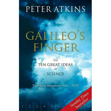 Galileo's Finger : The Ten Great Ideas of Science - Halloween Finger Paint Ideas