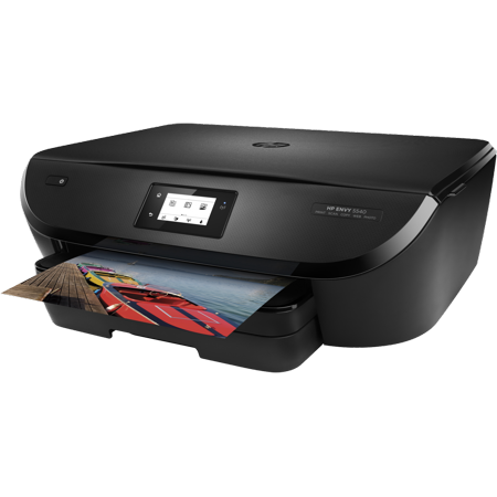 Inkjet Printing (HP ENVY 5540 Wireless All-in-One Inkjet Photo Printer with Mobile Printing (Renewed))