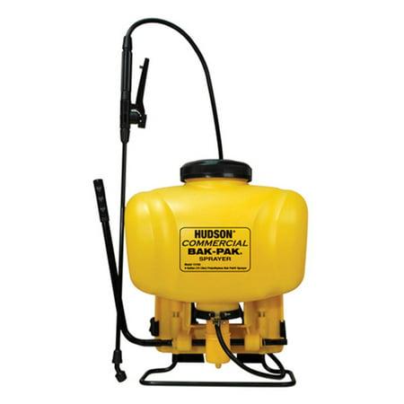Hudson 4 gal. Commercial Bak-Pak Sprayer (Hudson Neverpump Bak Pak 4 Gallon Sprayer)