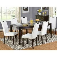 Tilo 7 Piece Dining Table Set