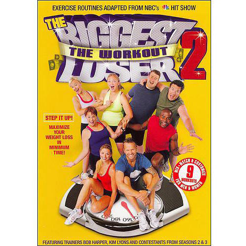 The Biggest Loser Workout, Vol. 2 (Full Frame)