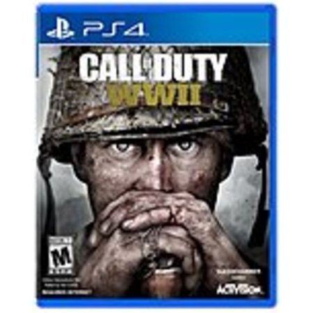 Refurbished Activision Call of Duty: WWII - First Person Shooter - PlayStation