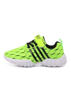 Kids Tennis Shoes Breathable Running Shoes Walking Shoes Fashion Sneakers for Boys and Girls