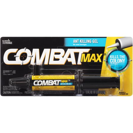 Combat® Max™ Ant Killing Gel .95 oz. Carded Pack