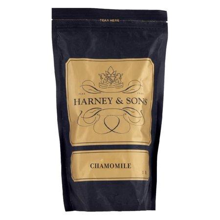 Harney & Sons Chamomile Tea Loose Tea 16 Ounce Bag Decaf and Herbal Harney & Sons Decaffeinated Tea