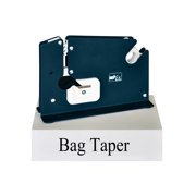 Table Top Bag Sealer Tape Dispenser Heavy Duty with Trimmer for 3/8 x 180 4 pcs