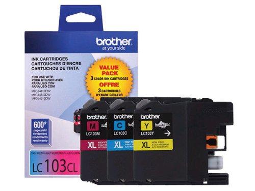 Brother MFC-J475DW Standard Yield Ink Cartridge Set