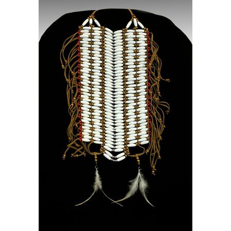 Sunnywood Beaded Chest Native American Armor Adult Costume Accessory