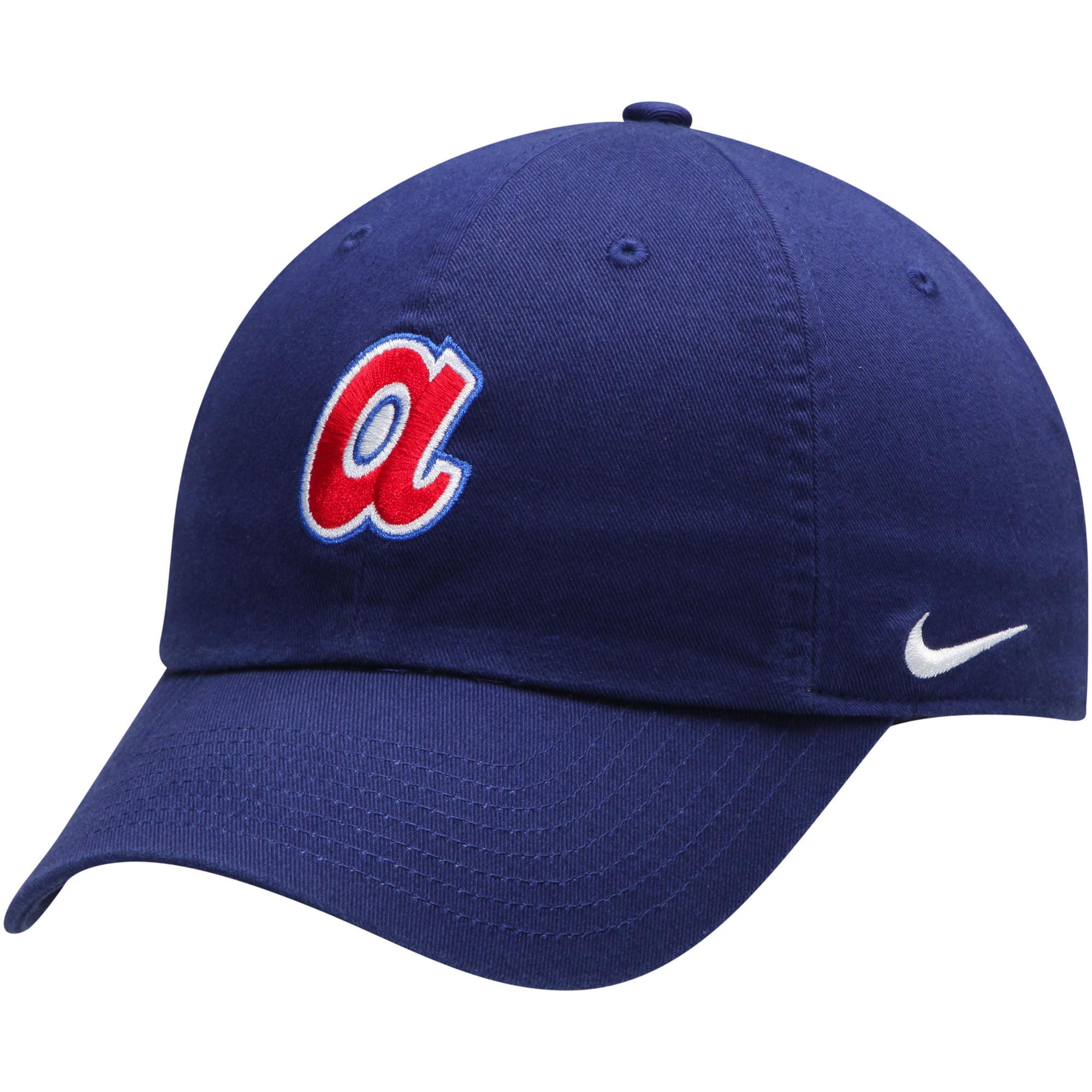 Atlanta Braves Nike MLB Heritage 86 Adjustable Hat - Royal - OSFA -  Walmart.com a6618e80750