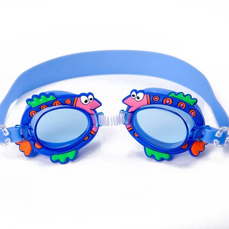 Children Baby Kids Cartoon Swimming Goggles Waterproof Anti-fog Swim Glasses