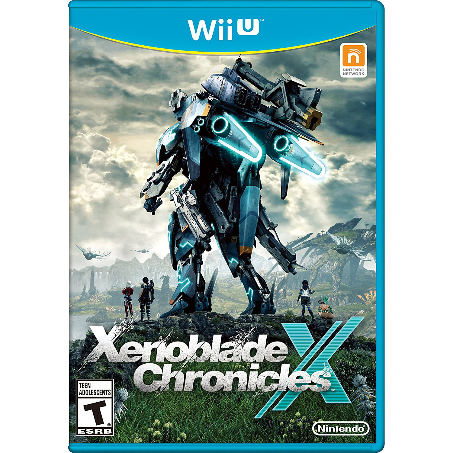 Xenoblade Chronicles™, Nintendo, WIIU, [Digital Download], 0004549666111