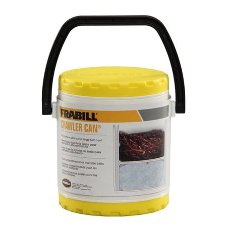 Fabrill worm cooler for Walmart ice fishing