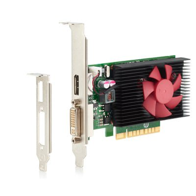 NVIDIA GeForce GT730 | Graphics Card | GF GT 730 | 2 GB | (Nvidia Geforce Gt730 2gb Pcie X8 Dp Gfx)