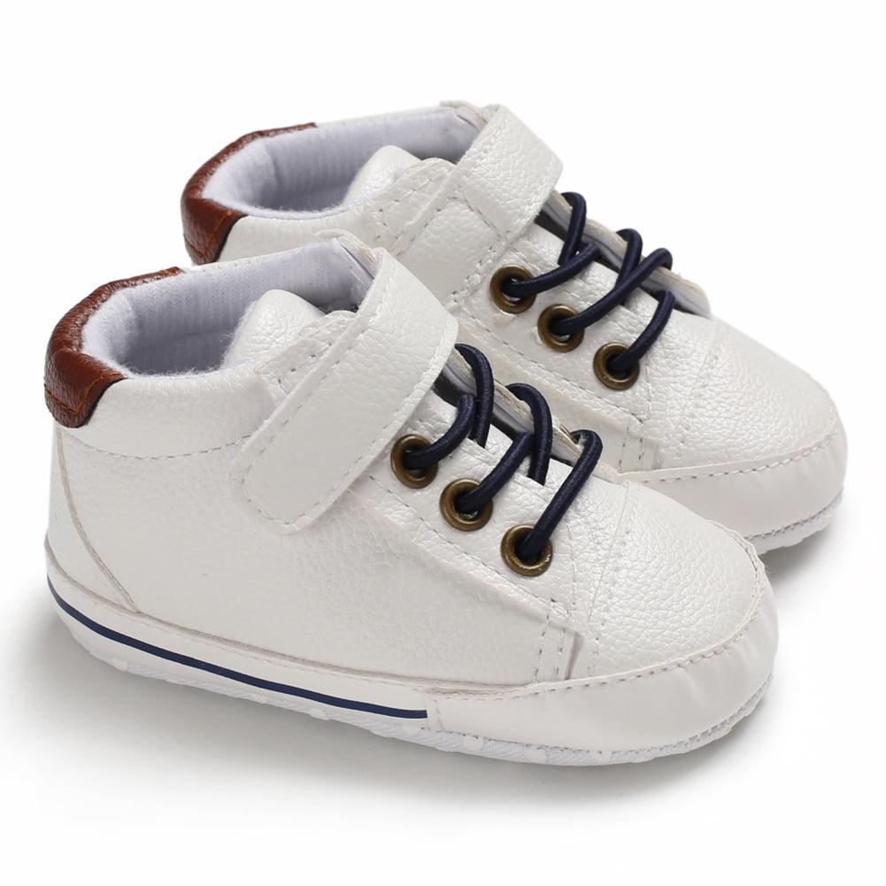 Manfiter Baby Boys Girls Oxford Shoes