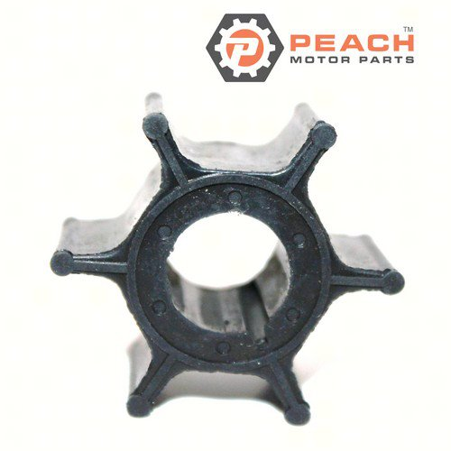 Peach Motor Parts PM-6H4-44352-02-00 Impeller Water Pump Fits Yamaha® 6H4-44352