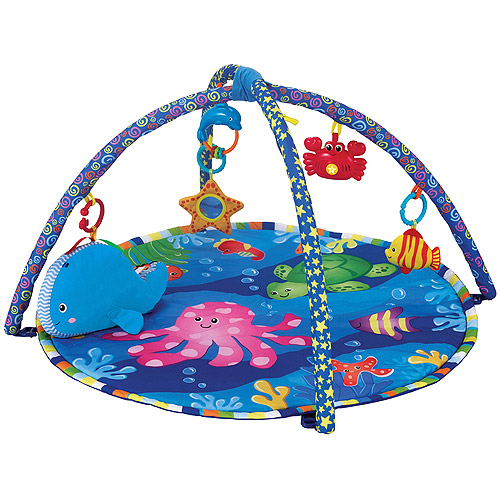 Brilliant Beginnings Neptune's Play Mat