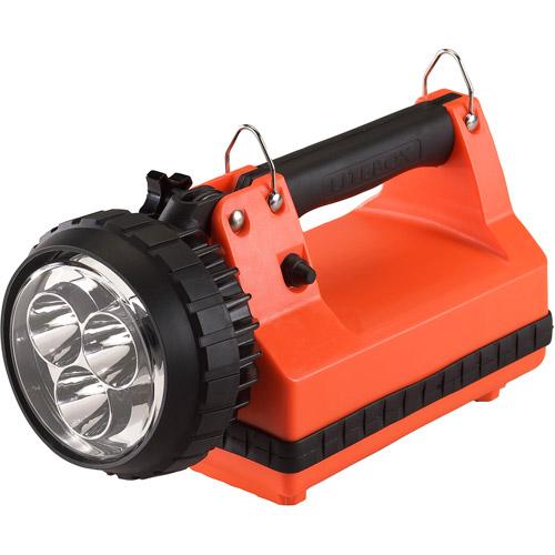 Streamlight 45856 Orange E-Spot LiteBox without Charger Multi C4 LED Lantern by Streamlight