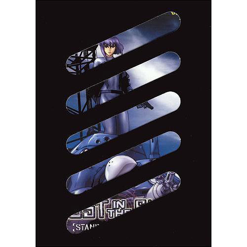 Ghost In The Shell: Stand Alone Complex, Vol. 01 (Widescreen)