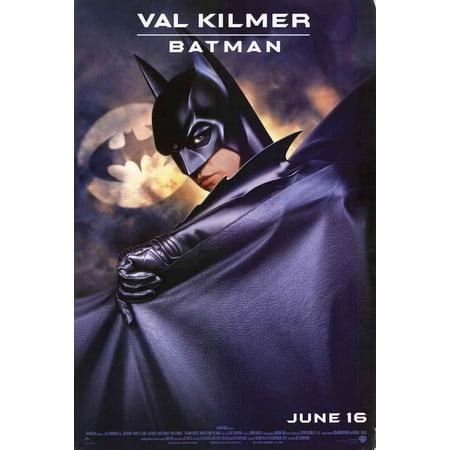 The Maine Forever Halloween Poster (Batman Forever POSTER Movie B)