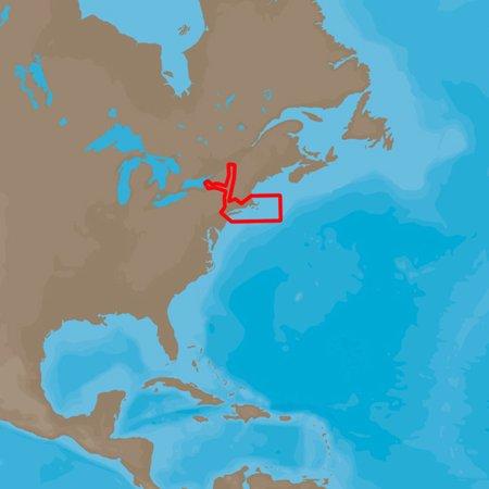 - C-map  4d Na-940 Cape Cod Long Island & Hudson River