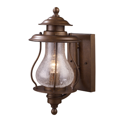 Wistaria Lighting Wikshire 1-Light Outdoor Sconce