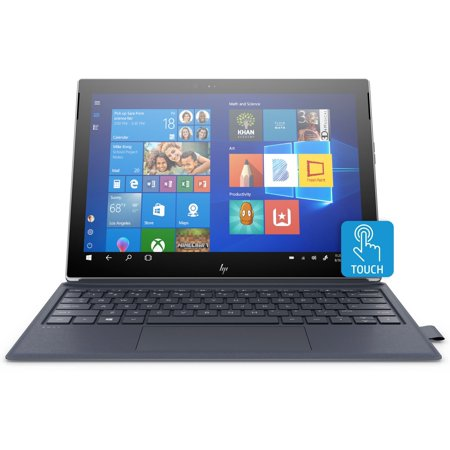 """HP Factory Refurbished ENVY x2 12-e000 12-e091ms 12.3"""" Touchscreen 2 in 1 Notebook - 1920 x 1280 - Snapdragon 835 - 4GB RAM - 128GB Flash Memory - Silver"""