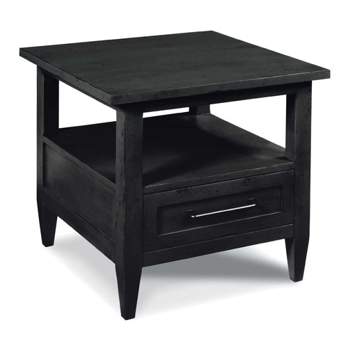 Drexel Heritage 24 Willow Crossing Understated End Table