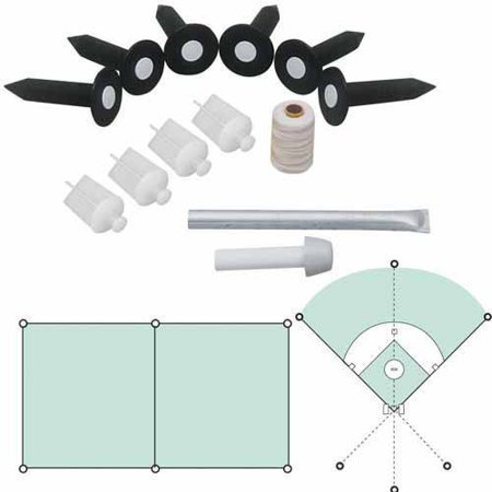 Baseball Field Lining Kit (Baseball Field Lining)