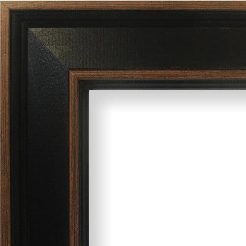 painted wood picture frames. Craig Frames Inc. 2\u0027\u0027 Wide Painted Wood Grain Picture Frame